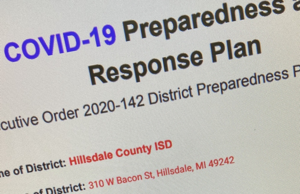 View our Preparedness & Response Plan